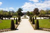 The Buen Retiro Park in Madrid — Stock Photo