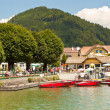 St. Gilgen lakeside — Stock Photo #29269633