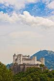 Hohensalzburg castle — Stock Photo