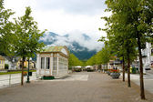 Bad Ischl — Stock Photo