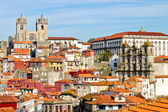 View of old Porto — Stock Photo