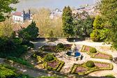 Crystal Palace gardens in Porto — Stock Photo