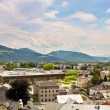 Nonntal district in Salzburg — Stock Photo #37060211