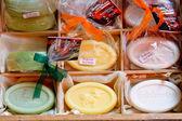Aromatic soap — Stock Photo