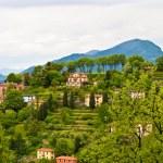Countryside in Lombardia, Italy — Stock Photo