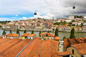 View of Porto, Portugal — Stock Photo