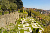 Jardim dos Sentimentos (Garden of Feelings) in Porto — Stock Photo