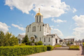 A church Mother of God Joy of All Who Sorrow in Minsk, Belarus. — Stock Photo