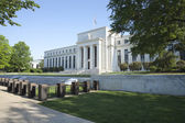 Federal Reserve building in Washington, DC — Stock Photo