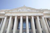 National Archives building in Washington DC — Stock Photo