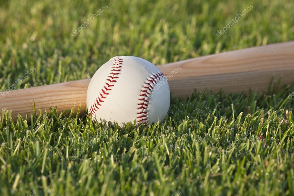 Baseball field grass wallpaper