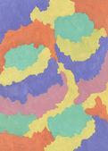 Hand drawn paint background. — Stock Photo