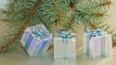 Boxe de cadeau — Photo