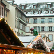 Christmas Strasbourg — Stock Photo