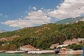 Southern coast of the Crimea — Stock Photo