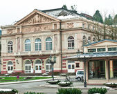 Theater in Baden-Baden — Stock Photo