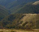 乌克兰喀尔巴阡山 — 图库照片