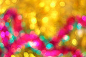 Colorful party or christmas background — Stock Photo
