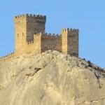 The Genoa fortress — Stock Photo #17970857