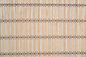 бамбук скатерть — Стоковое фото