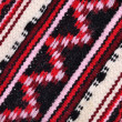 Hand woven patterned fabric — Stock Photo #37510559