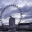 The London Eye, London, United Kingdom — Stock Photo