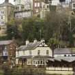 Stock Photo: Town of Knaresborough, England