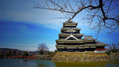 Japanese castle — Stock Photo