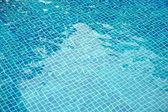 Fondo de la piscina — Foto de Stock