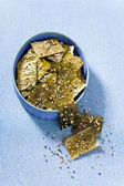 Nori chips — Stock Photo