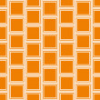 Square seamless pattern background — 图库矢量图片