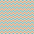 Colors chevrons seamless pattern background retro vintage design — Stock Vector #24179401