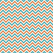 Colors chevrons seamless pattern background retro vintage design — Stock Vector