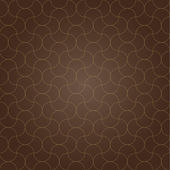 Seamless pattern background brown grid retro vintage design vector — Stock Vector