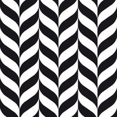 Chevrons seamless pattern background retro vintage design — Stock Vector