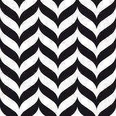 Chevrons seamless pattern background retro vintage design — Stock vektor