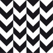 Chevrons seamless pattern background — Vettoriali Stock