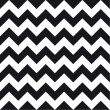 Chevrons seamless pattern background — Stockvektor