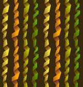 Abstraktní linie. bezešvé pozadí s barevné papírové návazce. — Stock vektor