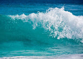 Crashing wave — Stock Photo