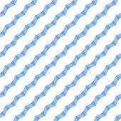 Abstract seamless pattern, blue vector waves. — Stock Photo