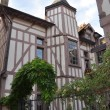 Stock Photo: Tower - House in Troyes (Aube - France)