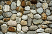 Beautiful rock wall — Stock Photo