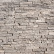 Dressed or cut stone wall - Stock Photo
