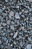 Wet waterworn pebbles — Stock Photo