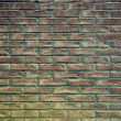 Old rough brick wall — Stok fotoğraf
