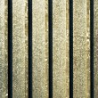 Stock Photo: Reinforced metal gate background