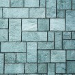 Neat cut stone wall Neat cut stone wall — Stock Photo #18421461