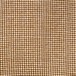 Closely woven jute textile — Stock Photo #19589381
