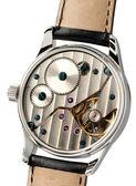 Wristwatch mechanism — Stock Photo